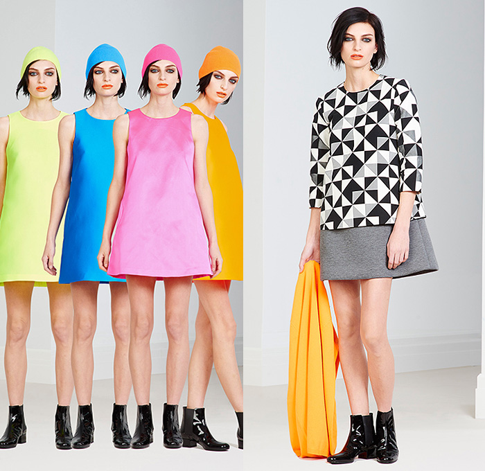 Lisa Perry 2015 Pre Fall Autumn Womens Looks Presentation