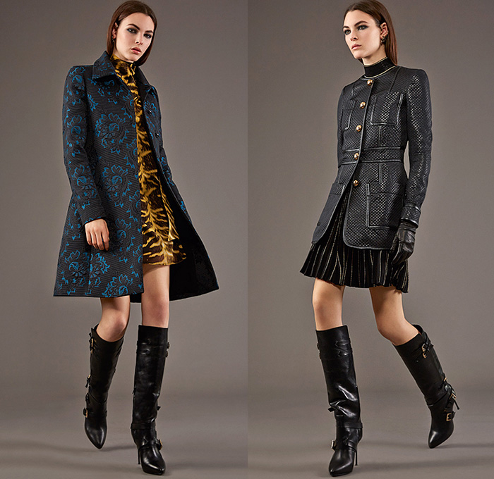 roberto cavalli 2015 pre fall autumn womens looks. Black Bedroom Furniture Sets. Home Design Ideas