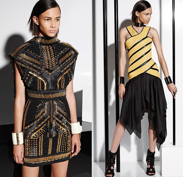 Balmain Dresses On Sale