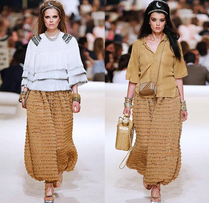Chanel Fashion Show Dubai
