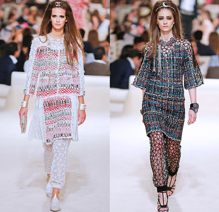 Chanel 2015 Cruise Womens Runway Collection Denim Jeans