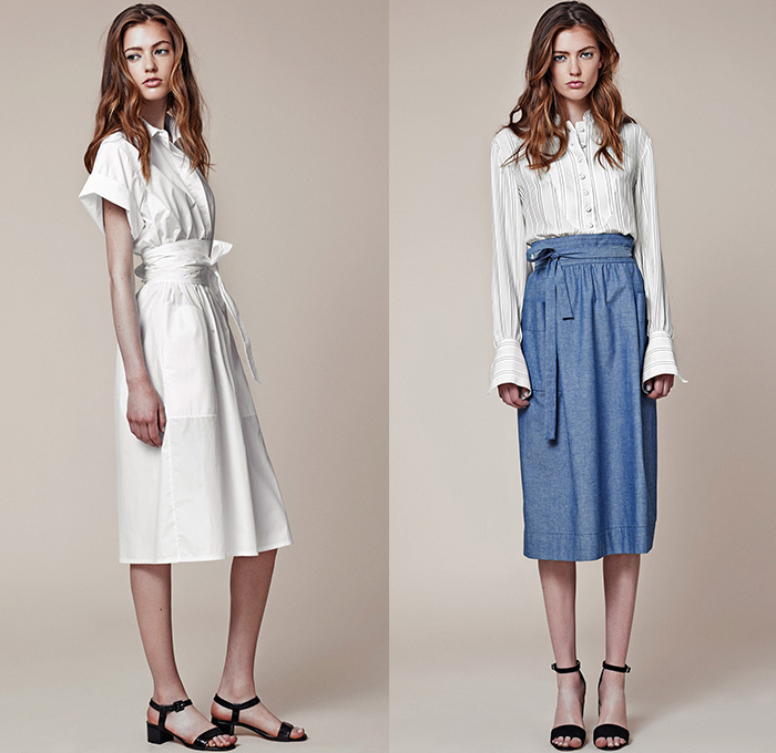Jill Stuart 2015 Resort Womens Lookbook Presentation