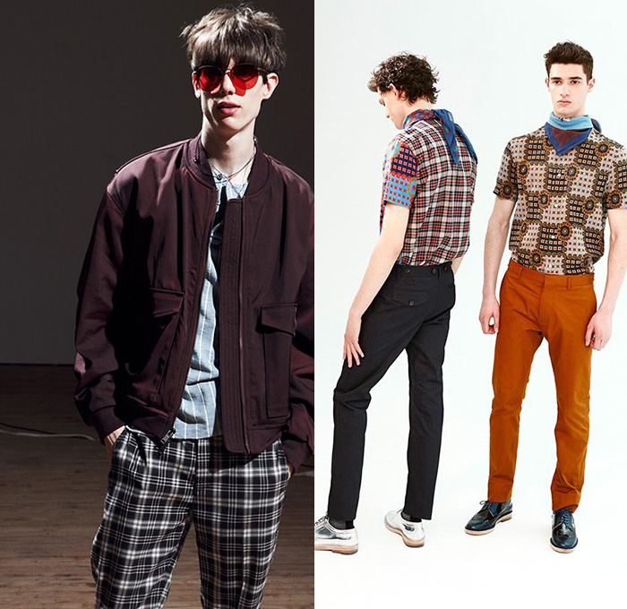 8edfc3533db6 Marc by Marc Jacobs 2015 Resort Mens Lookbook - 2015 Cruise Pre Spring  Fashion Pre Collection