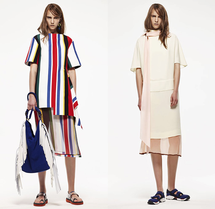 Marni Italy 2015 Resort Womens Lookbook Presentation - 2015 Cruise Pre  Spring Fashion Pre Collection -