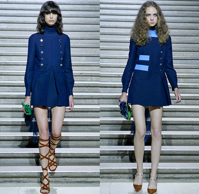 Miu Miu 2015 Resort Womens Presentation Denim Jeans