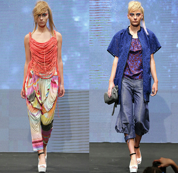 2OR+BYYAT 2015 Spring Summer Womens Looks