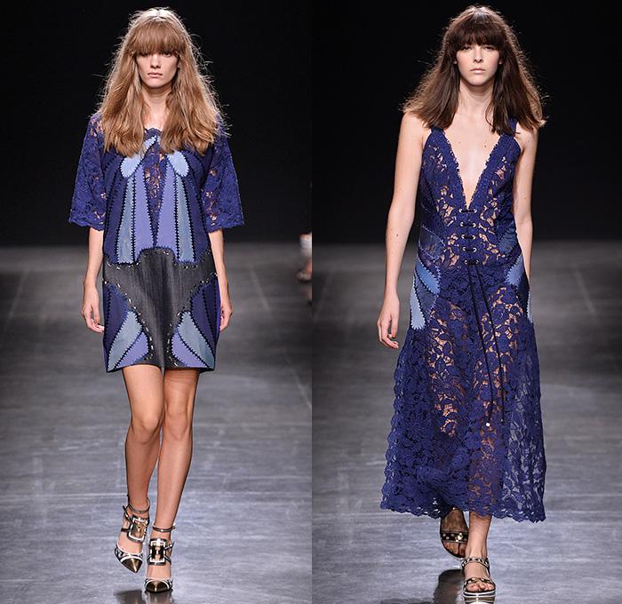 Angelo Marani 2015 Spring Summer Womens Denim Jeans