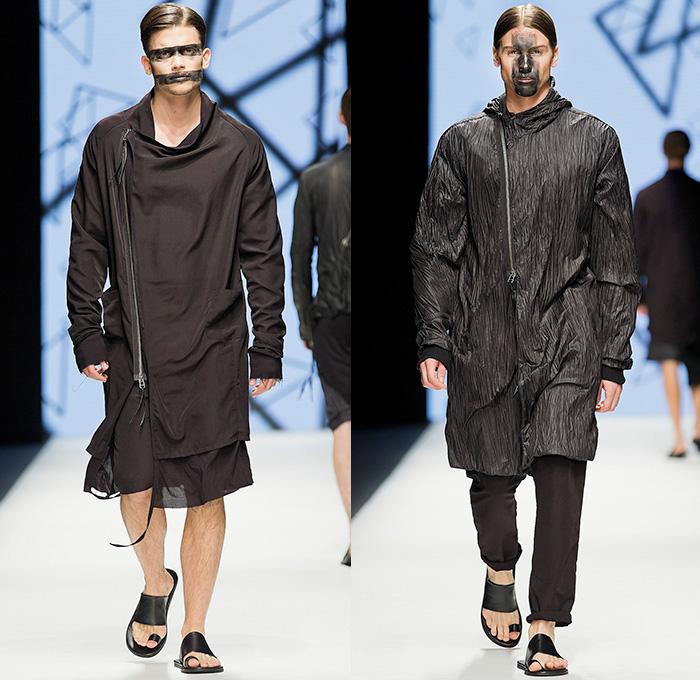 Army of Me 2015 Spring Summer Mens Runway Looks | Denim ...