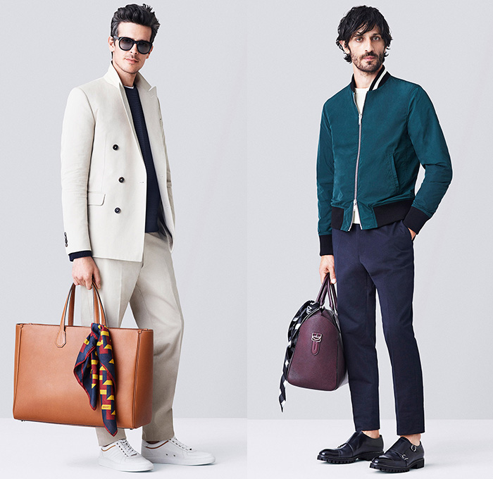 Bally 2015 Spring Summer Mens Presentation Denim Jeans