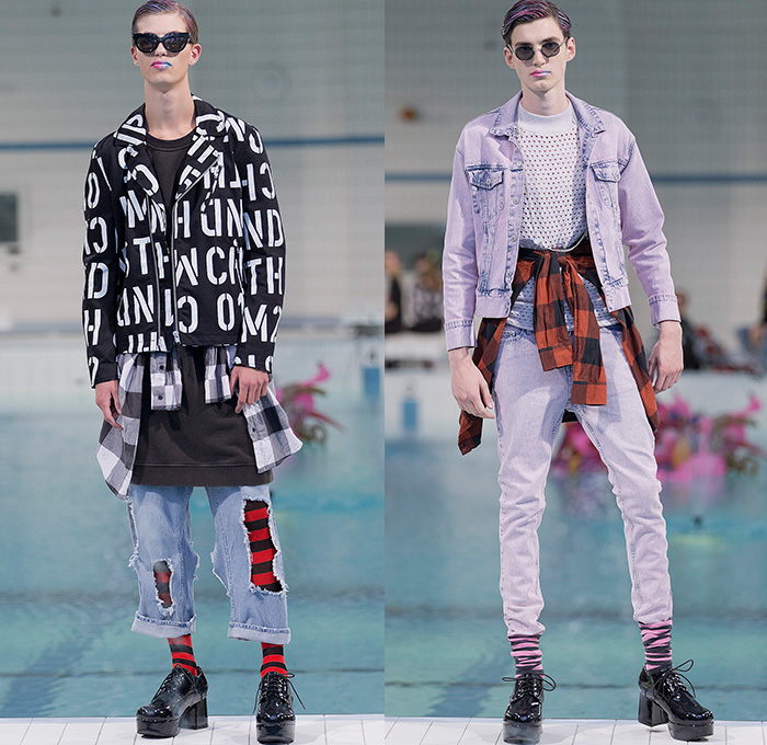 cheap monday 2015 spring summer mens runway