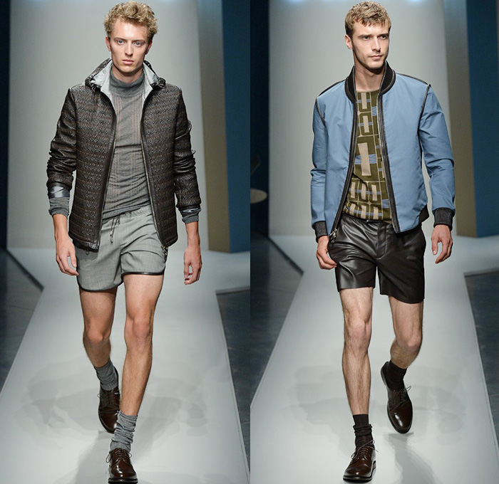 DAKS London 2015 Spring Summer Mens Runway | Denim Jeans Fashion ...