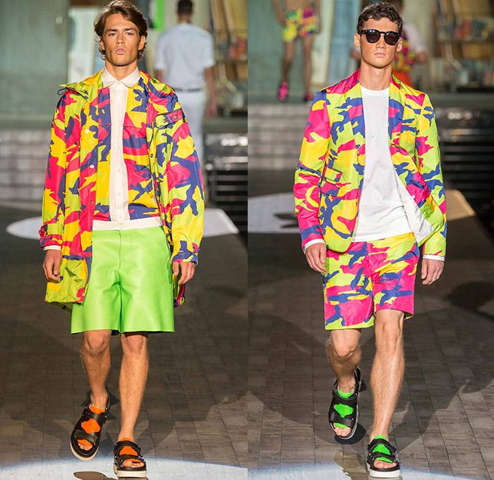 Dsquared2 2015 Spring Summer Mens Runway Denim Jeans