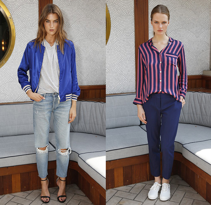 Souvent GANT Rugger 2015 Spring Summer Womens Presentation | Denim Jeans  PJ24