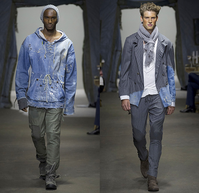 Greg Lauren fashion designer
