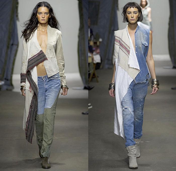 New York Style Women Spring Fashion