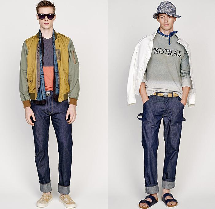 denim jacket men lookbook - photo #29