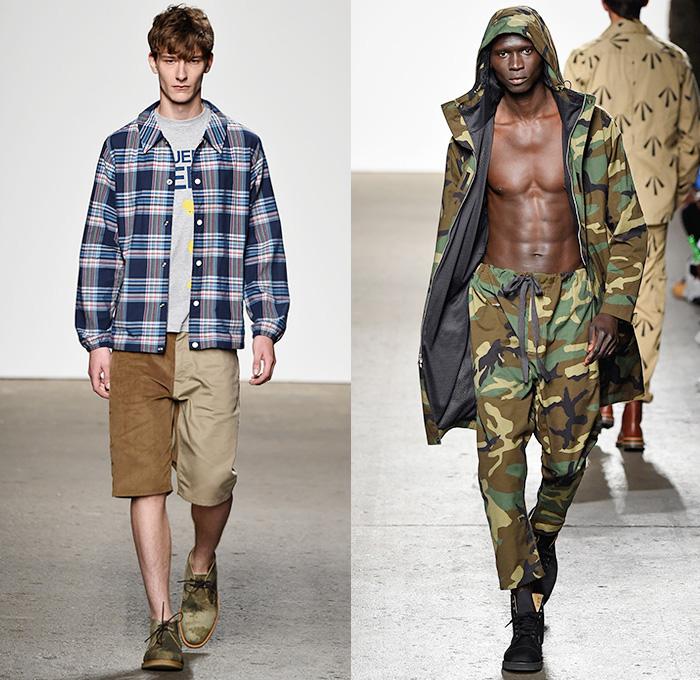 Camouflage jacke herren new yorker