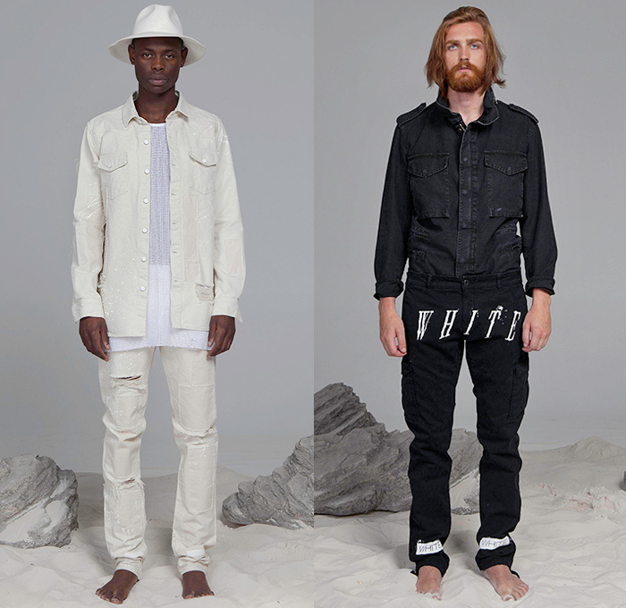 Off White C O Virgil Abloh 2015 Spring Summer Mens Looks