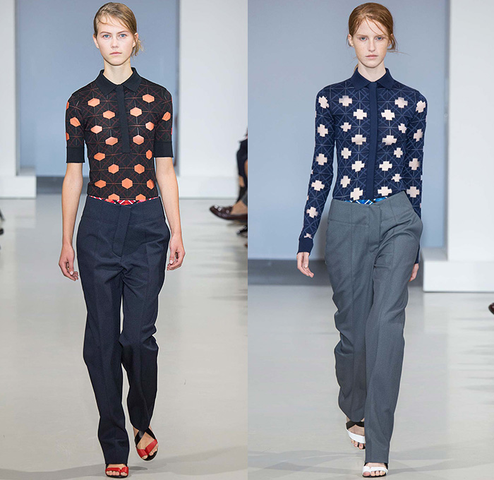 Paco Rabanne 2015 Spring Summer Womens Runway Catwalk Looks - Paris Fashion  Week Prêt-à