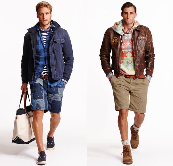 Ralph Lauren 2015 Spring Summer Mens Looks Presentation ...