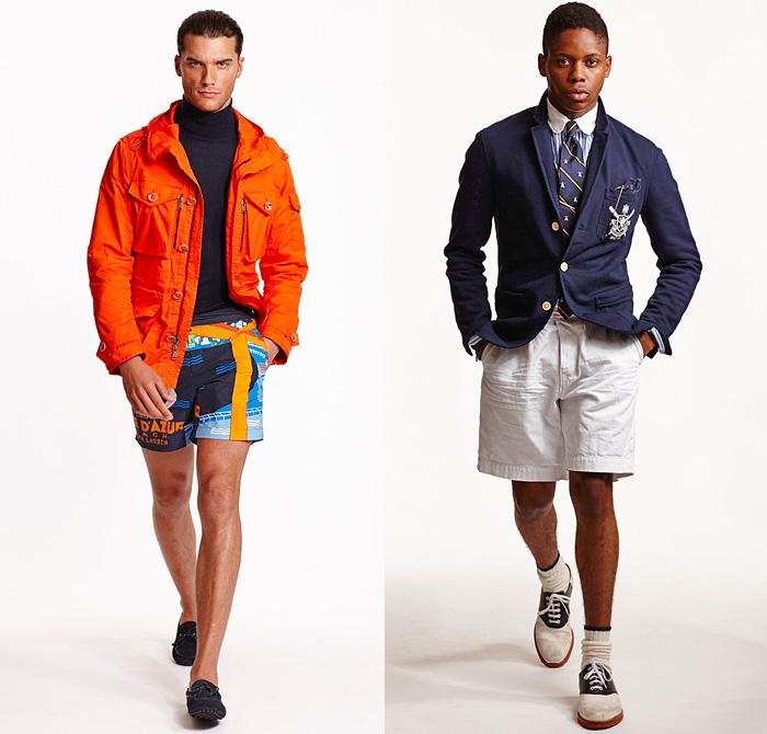 Ralph Lauren 2015 Spring Summer Mens Looks Presentation