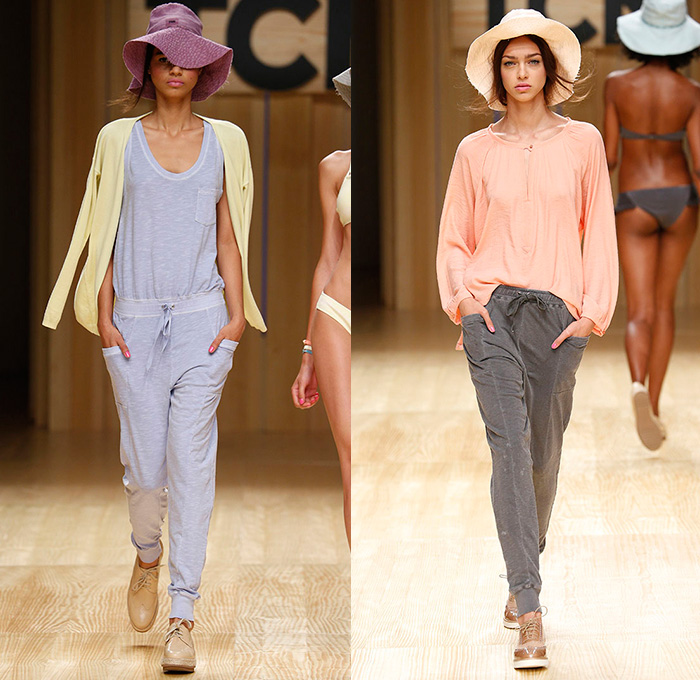 Tcn By Tot N Comella 2015 Spring Summer Womens Runway