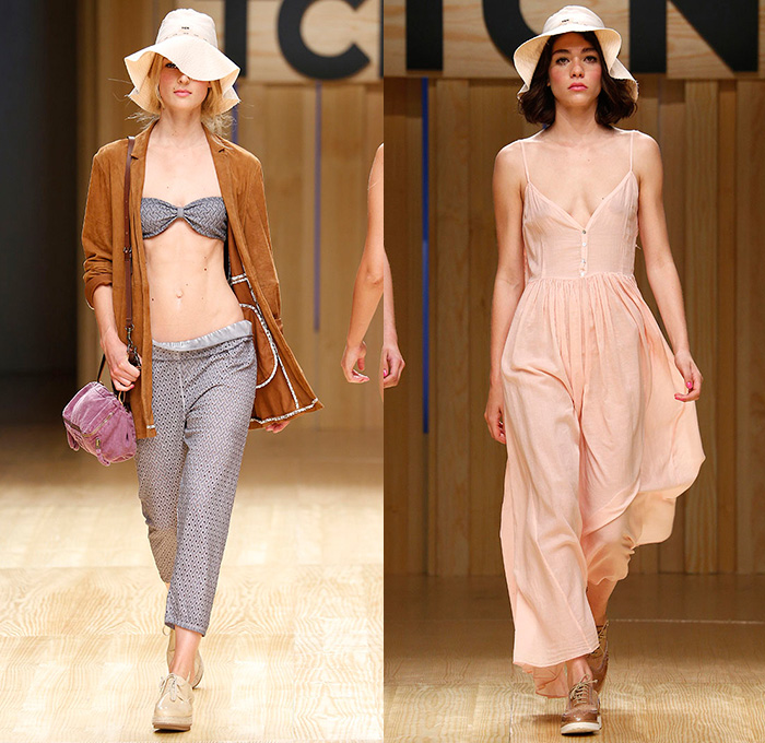 TCN by Totón Comella 2015 Spring Summer Womens Runway ...