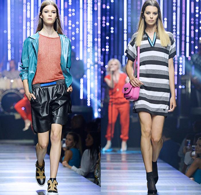 10440963d36a Tru Trussardi 2015 Spring Summer Womens Runway Looks - Milano Moda Uomo  Collezione Milan Fashion Week
