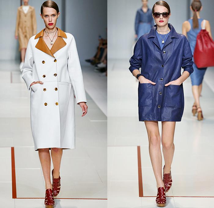 Trussardi 2015 Spring Summer Womens Runway | Denim Jeans Fashion ...