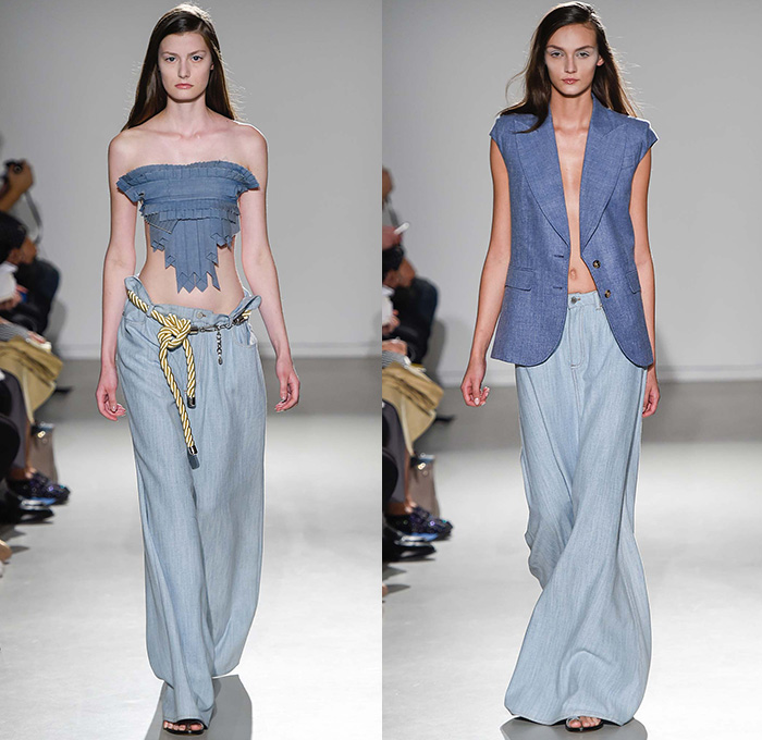 Veronique Branquinho 2015 Spring Summer Womens Runway