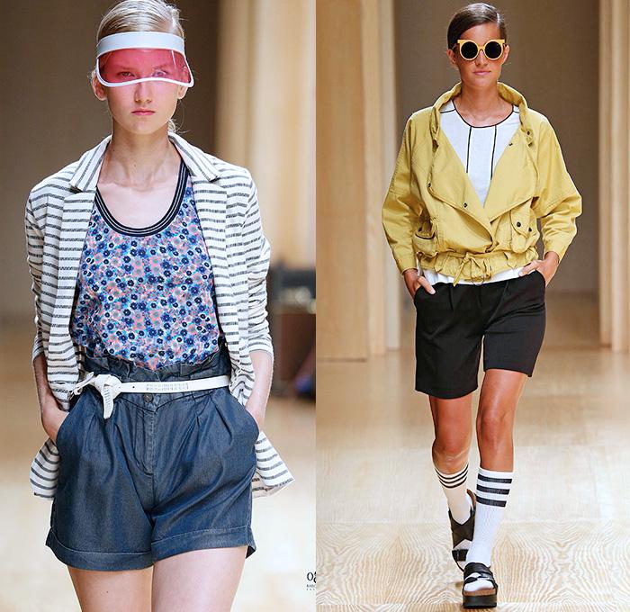 Yerse Spring Summer 2015 Womens Runway Denim Jeans