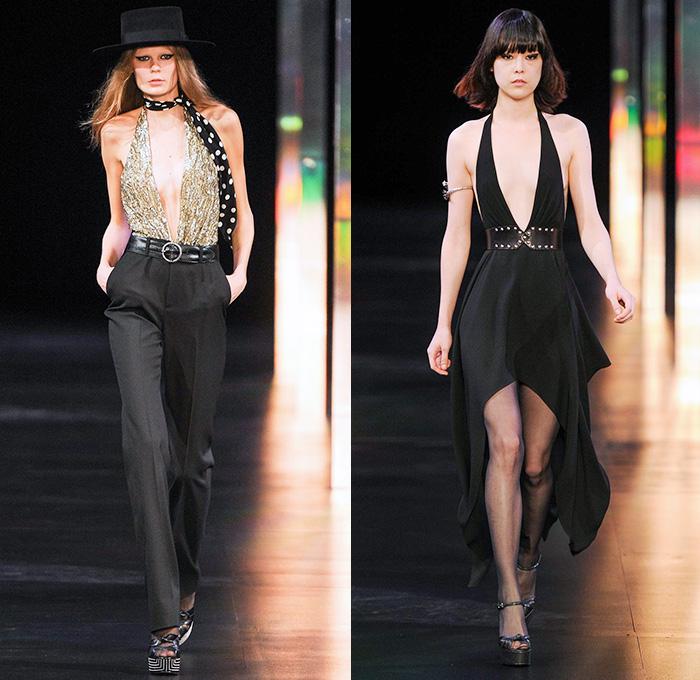 saint laurent 2015 spring summer womens runway
