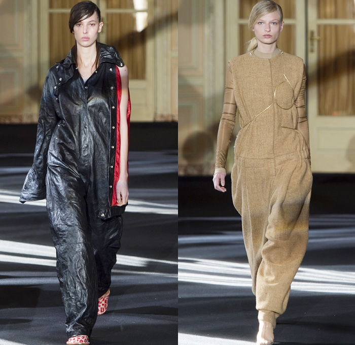 Acne Studios 2016 2017 Fall Autumn Winter Womens Runway