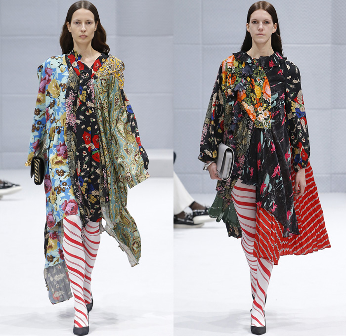Balenciaga 2016 2017 Fall Autumn Winter Womens Runway