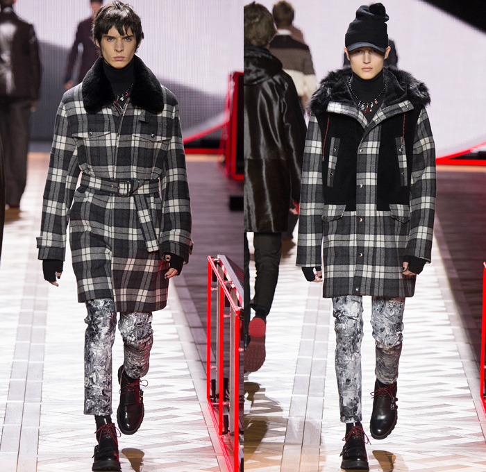 Dior Homme 2016-2017 Fall Autumn Winter Mens Runway ...