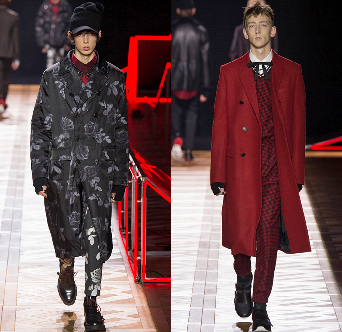 Dior Homme 2016 2017 Fall Autumn Winter Mens Runway