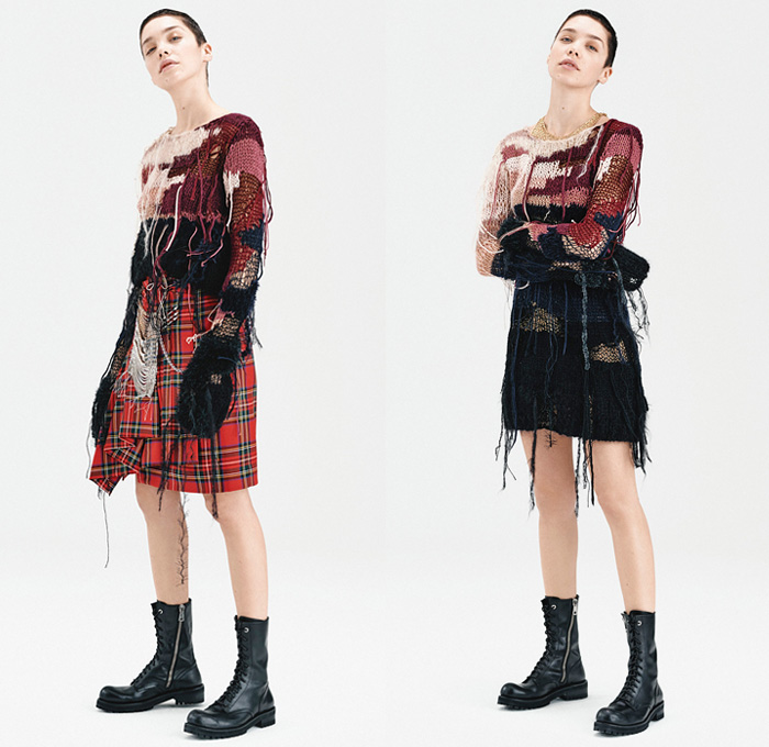 Punk clothing for women 2017