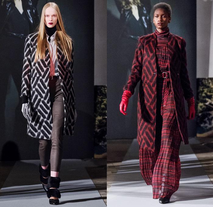 J.Lindeberg 2016,2017 Fall Autumn Winter Womens Runway Catwalk Looks ,  Fashion Week