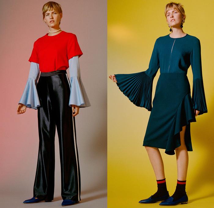 Fashion forecast of 2017 - Kaelen 2016 2017 Fall Autumn Winter Womens Lookbook