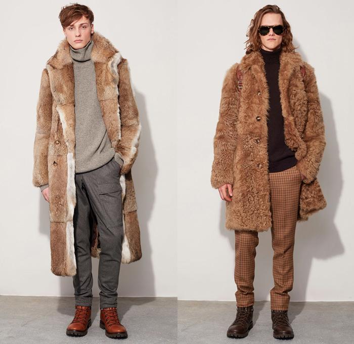 Michael Kors Collection 2016-2017 Fall Autumn Winter Mens Lookbook  Presentation - New York Fashion 3f9739c3e2f