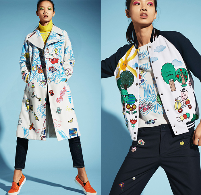 Mira Mikati 2016 2017 Fall Autumn Winter Womens Looks