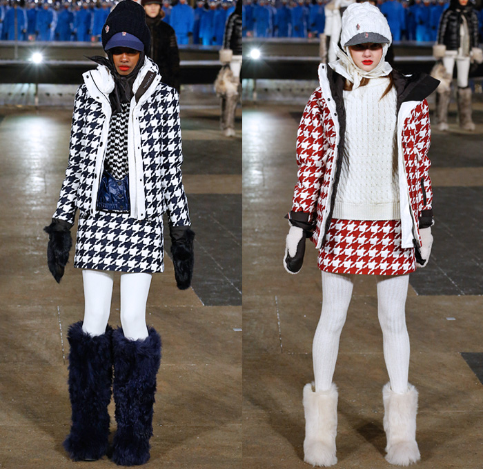 Moncler Grenoble 2016 2017 Fall Autumn Winter Womens