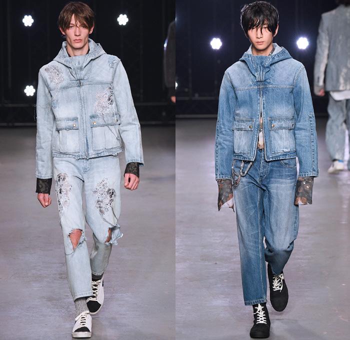 ... cargo pockets fashion united british fashion jeans streetwear forward