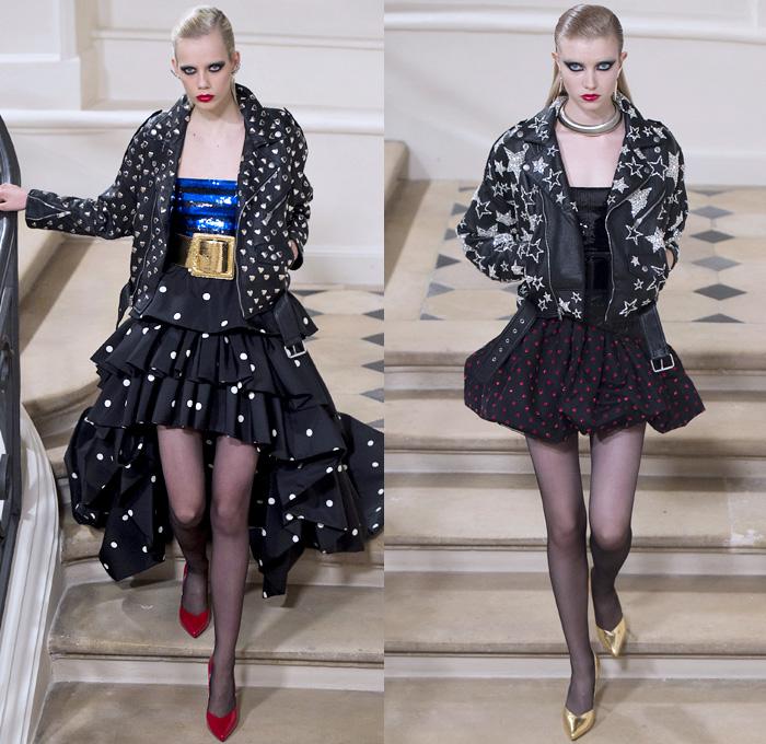 80s Rock Fashion Women Womens Fashion