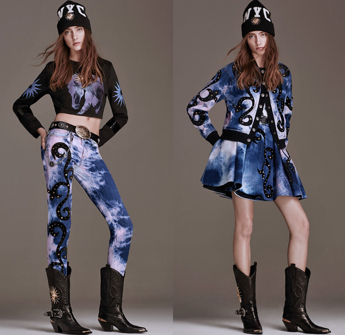 fausto puglisi 2016 pre fall autumn womens presentation denim