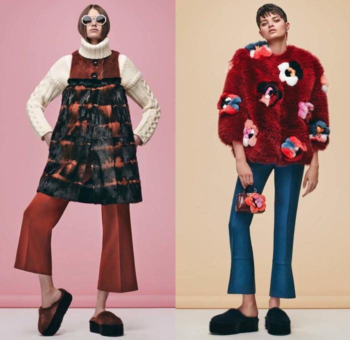 Fashion Forecast Spring Summer 2016