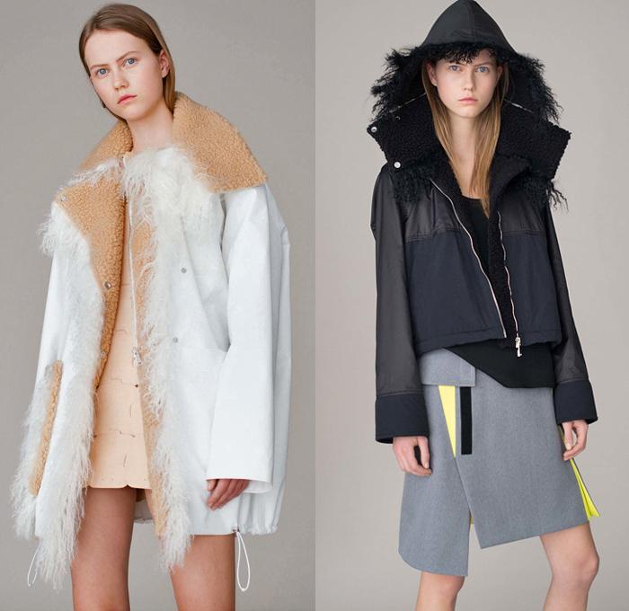 Paco Rabanne 2016 Pre Fall Autumn Womens Lookbook Presentation - Sportswear  Athleisure Activewear Mesh Net Loops