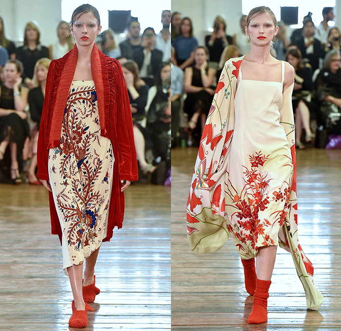 Knit Kimono