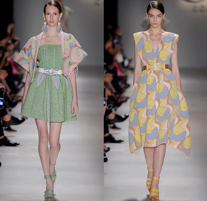 Gig Couture 2015 2016 Spring Summer Womens Runway Catwalk