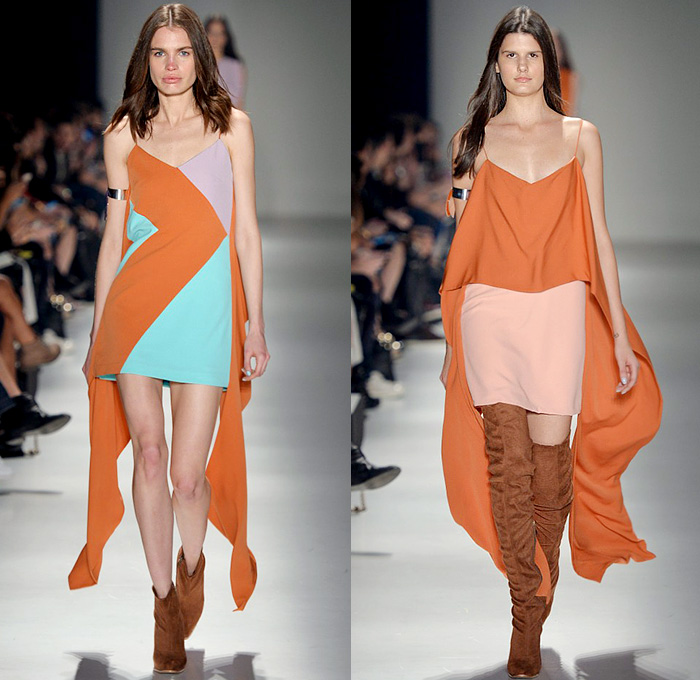Models Dazzle at Paris Fashion Week Day 1 (Photos)